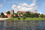 Wawel castle in Poland