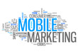 "Word Cloud ""Mobile Marketing"""