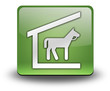 "Green 3D Effect Icon ""Stable"""
