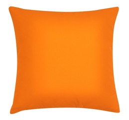 Cushion. Isolated