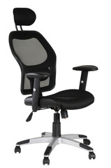 Office chair. Isolated