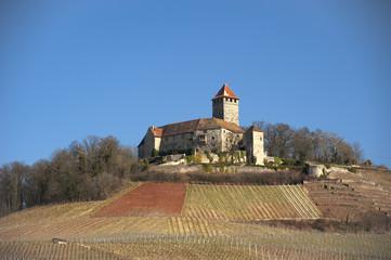 Burg Lichtenberg Oberstenfeld Baden Württemberg