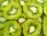 kiwifruit background
