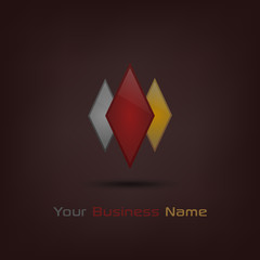 Renkli seramik logo