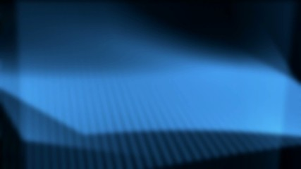 Abstract Animated Blue Background (loop)