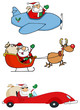 Santa Claus Transportation