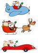 Santa Claus Transportation