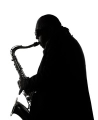 Man on the Sax