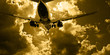 Fototapete Verkehr - Tourismus - Flugzeug