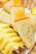 pineapple ice-cream