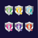 Group DHA Icon colours