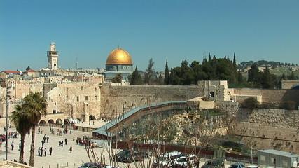 Jerusalem - Kotel (Wailing wall)