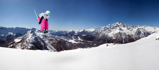 ski area Valmalenco - Italy