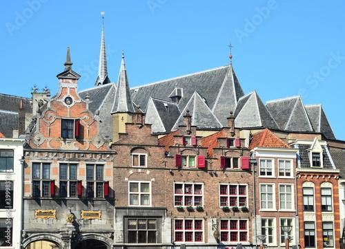 Nijmegen- Grote Markt view