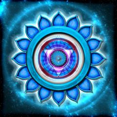 Das Fünfte Chakra