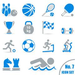 Sport - Icon Set