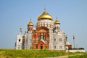 Belogorsky Convent in Perm Krai, Russia