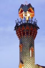 Minarete (Comillas)
