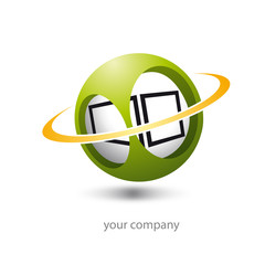 logo fenêtre, porte, véranda