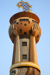 Tower of Africa in Bamako