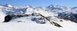 Fototapete Gipfel - Berg - Mittelgebirge