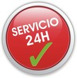 bouton servicio 24h