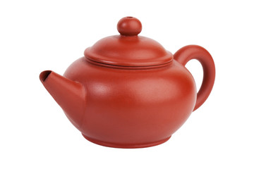 Chinese teapot for tea