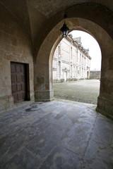 entree chapelle hopital de valognes