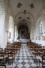 interieur chapelle hopital de valognes
