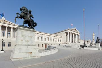 Österreichisches Parlament, Wien