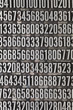 random numbers background