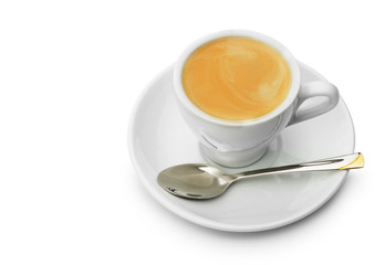 Cup of coffee of Espresso