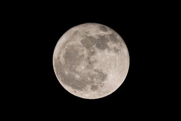 Full Moon shot