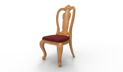 Luxurious chair