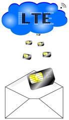 LTE Wolke 2