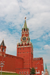Old Moscow Kremlin