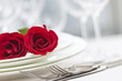Romantic dinner setting - 40041766