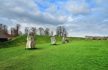 Standing Stones at Avebury
