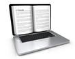 e.book laptop
