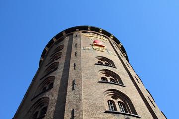Denmark - Round Tower in Copenhagen