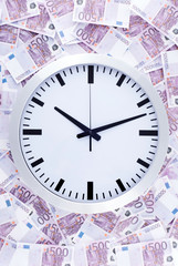 Business, time and money