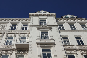 Wohngebäude im Jugendstil