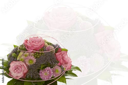 canvas print picture Blumenstrauß