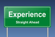 experience traffic sign