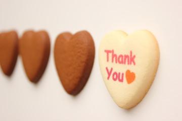 ありがとうクッキー