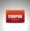 vector coupon icon