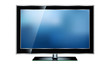 LCD Screen blue