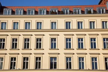 Gründerzeit - Haus in Berlin