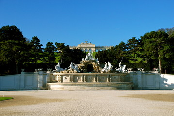Parco di Schönbrunn, Vienna