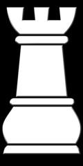 Schachfigur - Turm